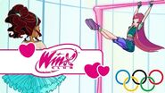 Winx Club - Fairylicious Olympics! - YouTube