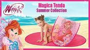 Winx Club - Tutorial Magica Tenda