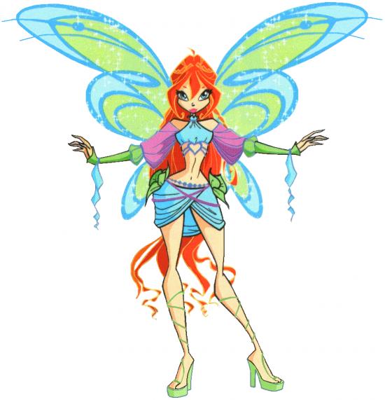 Bloom Sophix Transformation Bloom in Her Sophix