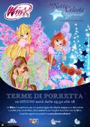 Winx Club - La Nottee Celeste 11 Giugno 2016 Poster
