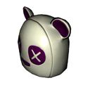 Panda Head (Male)