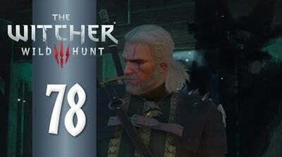 Helping Cerys - The Witcher 3 DEATH MARCH! Part 78 - Let's Play Hard
