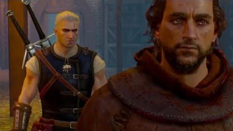 """Hubert Boss Fight """"Pretty Good Might Not Cut it"""" The Witcher 3 PS4"""
