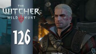 MasterCrafted Wolven Gear - The Witcher 3 DEATH MARCH! Part 126 - Let's Play Hard