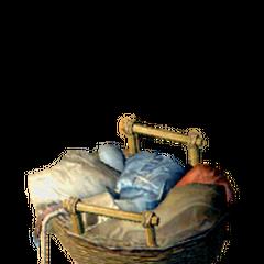 a laundry basket