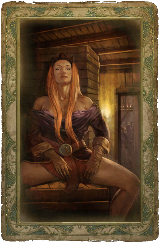 Witcher 3 Postcards Id - fasrbench