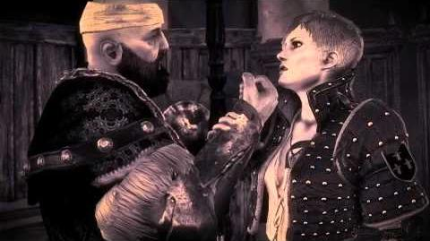 King Henselt Rapes Ves (The Witcher 2) Full HD