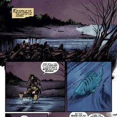 First issue, page 1.