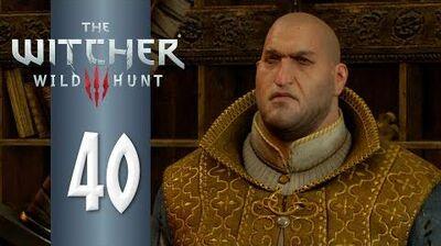 Sigi Reuven? - The Witcher 3 DEATH MARCH! Part 40 - Let's Play Hard