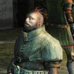 A male dwarf
