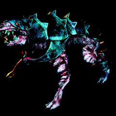 The armoured hound is a product of the first mutagen experiments