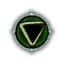 Game Icon Axii symbol unlit.png