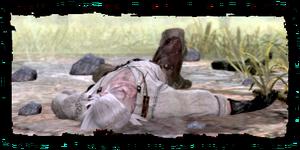 Scenes Geralt unconscious