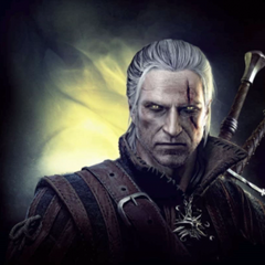 Finalized Witcher 2 Geralt