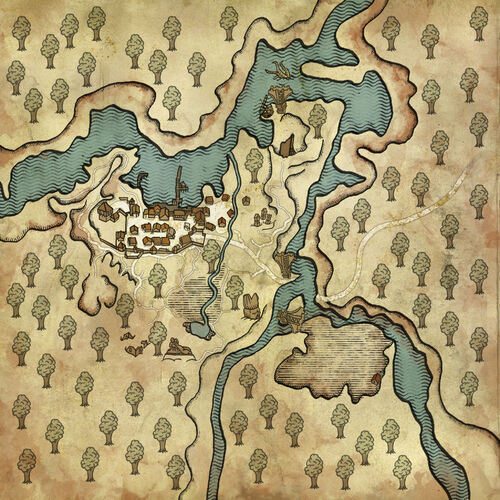 how to find the kayran in witcher 2