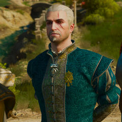 Noble Geralt