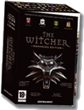 The Witcher: Enhanced Edition game box
