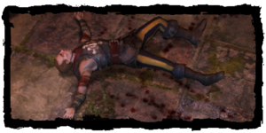 People Salamander dead
