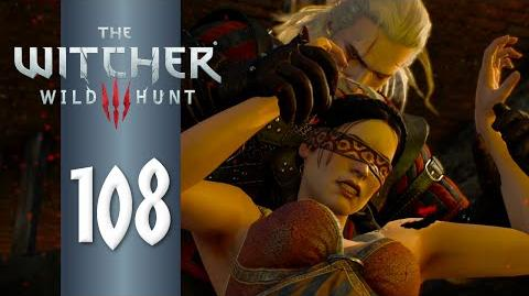 Blindingly Obvious - The Witcher 3 DEATH MARCH! Part 108 - Let's Play Hard