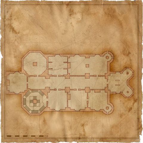 File:Map Kaer Morhen first floor.png