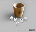 Witcher dice game