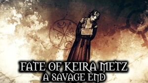 The Witcher 3 Wild Hunt - Conclusion 3 - Fate of Keira Metz - A Savage End
