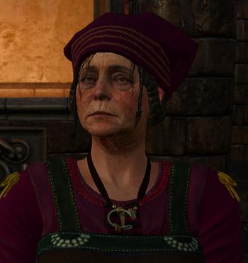 Freya Priestess Witcher Wiki Fandom Powered By Wikia