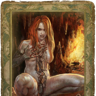 Witcher porn card