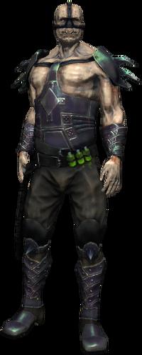 Mutant zabiják
