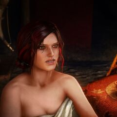 Triss in .