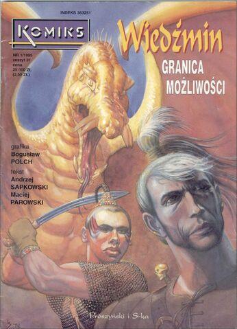 File:Komiks Granica mozliwosci okladka.jpg
