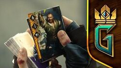 GWENT- THE WITCHER CARD GAME -- Announcement Trailer