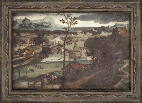 File:Decorative Painting landscape.png