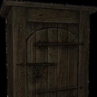 wardrobe, 1 door
