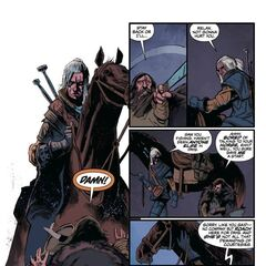 First issue, page 2.