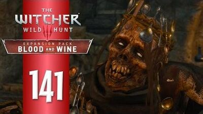 Dinner with a Wight - The Witcher 3 DEATH MARCH! Part 141 - Let's Play Hard