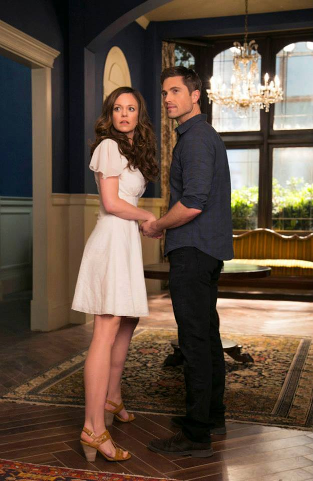 Ingrid and Dash | Witches of East End Wiki | FANDOM ...