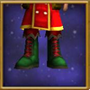Boots Jester's Slippers Male