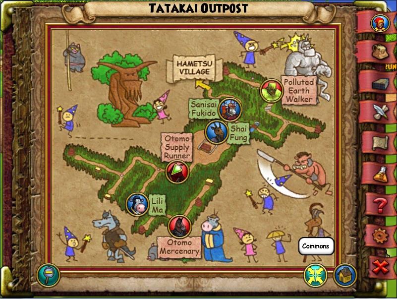 Tatakaioutpost