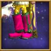 Boots DS Wyrmskin Footwraps Female