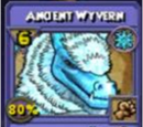 Ancient Wyvern Item Card
