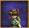 Hat Bear Mantle Female