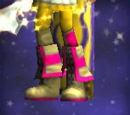Frost Wolf Boots