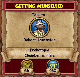 Getting Munselled
