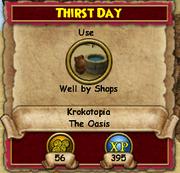 Thirst Day