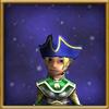 Hat Cap of Atlantis Female