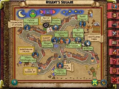Regent's Square Cat