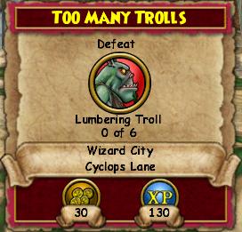Too Many Trolls