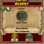 MB Q No Entry 4