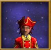 Hat Pirate Hat Male